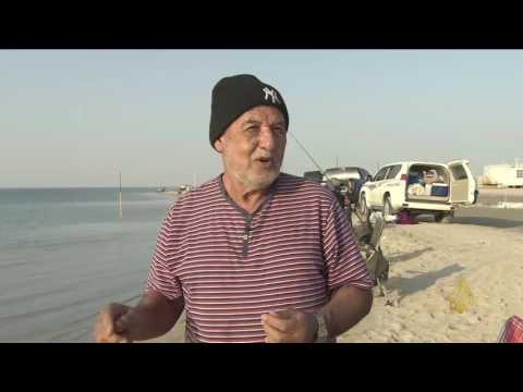 صوت الإمارات - شاهد خور العديد منطقة صيد للهواة ووجهة للتخييم الشتوي