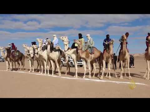 صوت الإمارات - شاهد جولة في مدينة غات الليبية