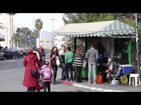 صوت الإمارات - جولة في شارع صلاح الدين شريان القدس التجاري