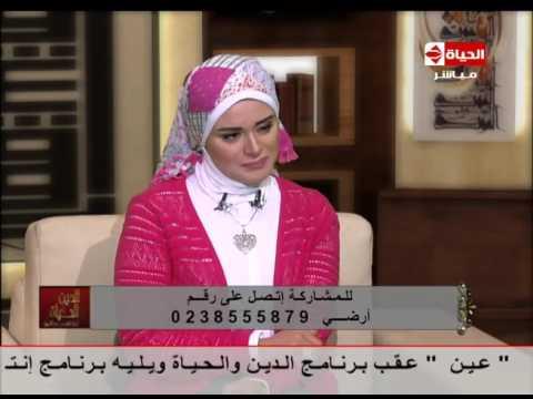 صوت الإمارات - رسالة الشيخ أحمد تركي للإعلامية لمياء فهمي بعد بكاءها الشديد على الهواء