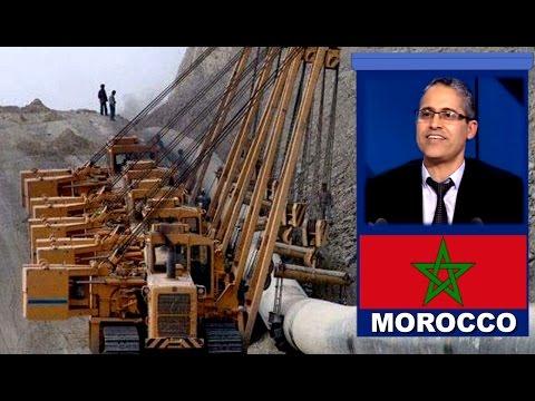 صوت الإمارات - شاهد مشروع ضخـم ينجزه المغرب وستستفيد منه موريتانيا