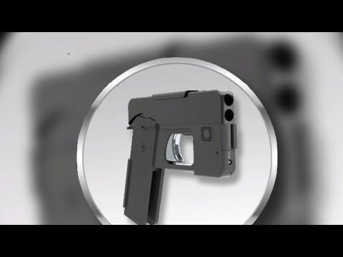 صوت الإمارات - شاهد أيفون تطلق سلاح على شكل هاتف خلوي
