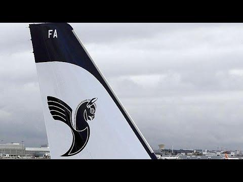 صوت الإمارات - الخطوط الجوية الإيرانية تتسلم أول طائرة إيرباص