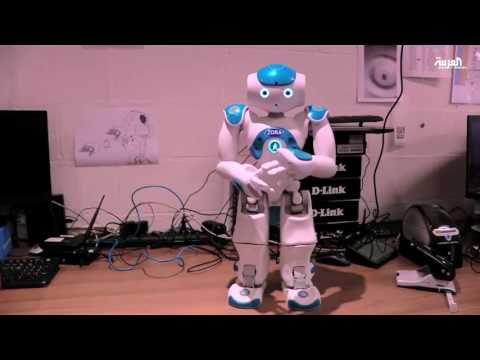 صوت الإمارات - بالفيديو  خوف أوروبي من الروبوتات وتبخر الوظائف