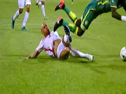 صوت الإمارات - شاهد هدف السنغال الأول في مرمى تونس