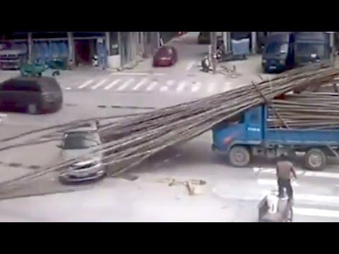 صوت الإمارات - بالفيديو حادث مروّع ينتهي بشكل غير متوقّع
