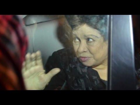 صوت الإمارات - شاهد رسالة كريمة مختار قبل رحيلها بيومين في آخر ظهور تلفزيوني لها