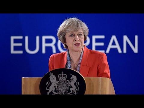 صوت الإمارات - بالفيديو  خطاب مرتقب لرئيسة الوزراء البريطانية تحدد فيه خطط البريكسيت