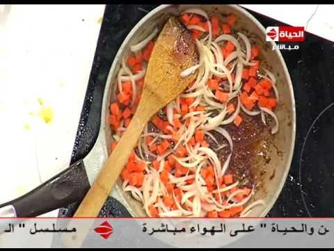صوت الإمارات - بالفيديو طريقة عمل الحمص باللحم والصوص الأحمر