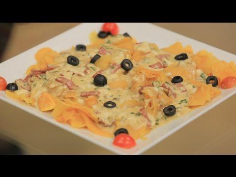 صوت الإمارات - طريقة اعداد بطاطا محمرة بصوص الجبن