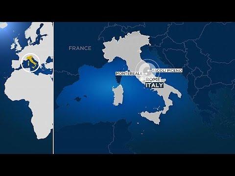صوت الإمارات - شاهد  زلزال بقوة 54 درجات يضرب وسط إيطاليا