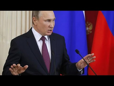 صوت الإمارات - شاهد  بوتين يُعلّق على تزوير فضائح بشأن ترامب