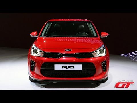 صوت الإمارات - شاهد شركة كيا ريو تكشف عن سعر سيارتها في 2017