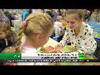 شاهد معرض للحيوانات الأليفة في موسكو